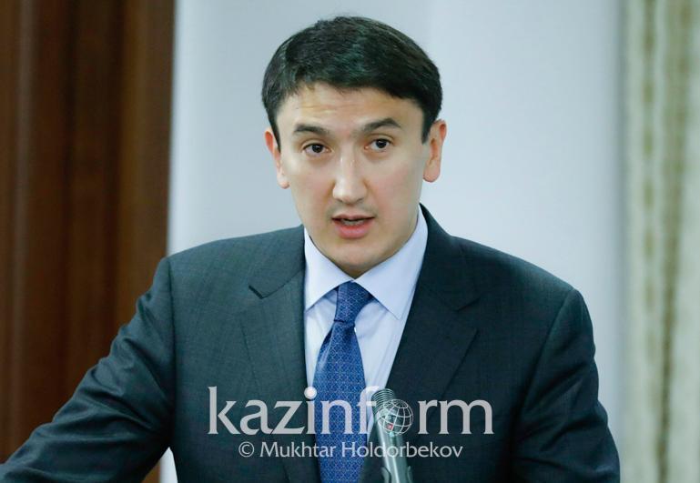 О ходе восстановления первого энергоблока на Экибастузской ГРЭС рассказал Магзум Мирзагалиев