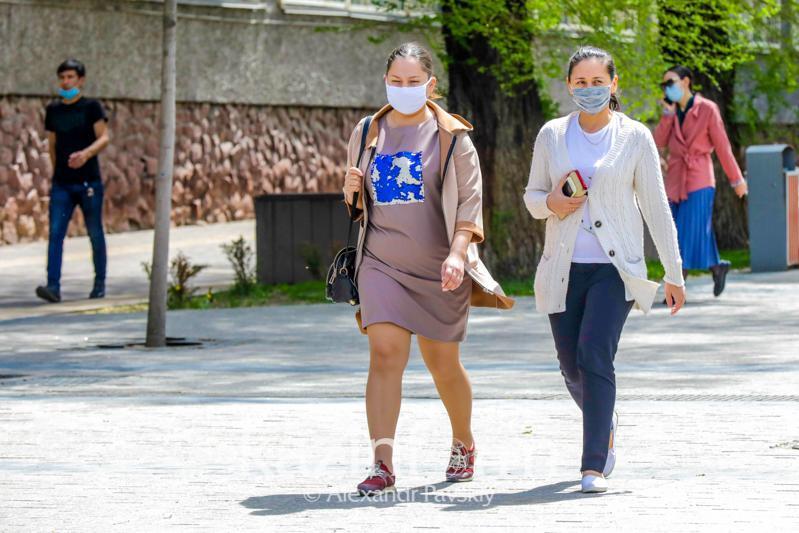 Коронавирус: Атырау облысы «сары» аймаққа өтті