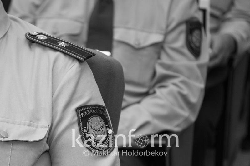 Алматыдағы атыста қаза тапқан полицейлердің артында 5 және 2 баласы қалды