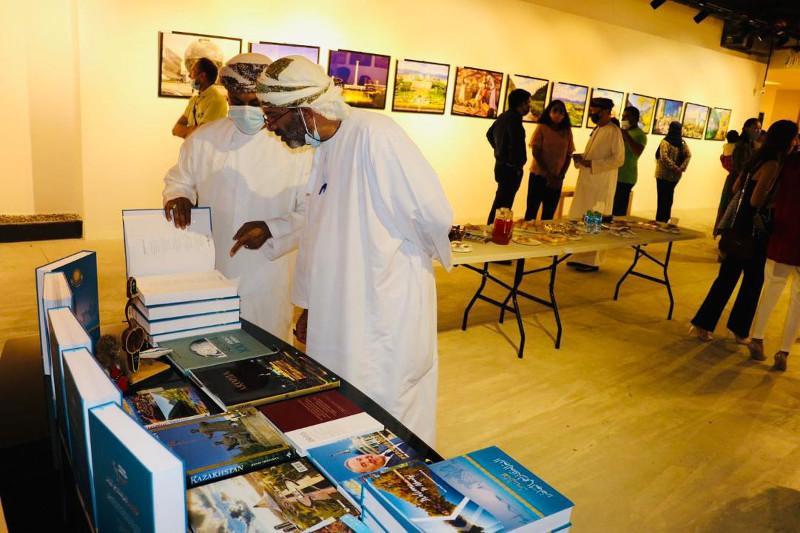 В Омане провели День казахской культуры и показали фильм о Жамбыле