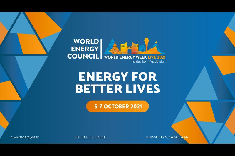 Kazakhstan to host World Energy Week Live 2021