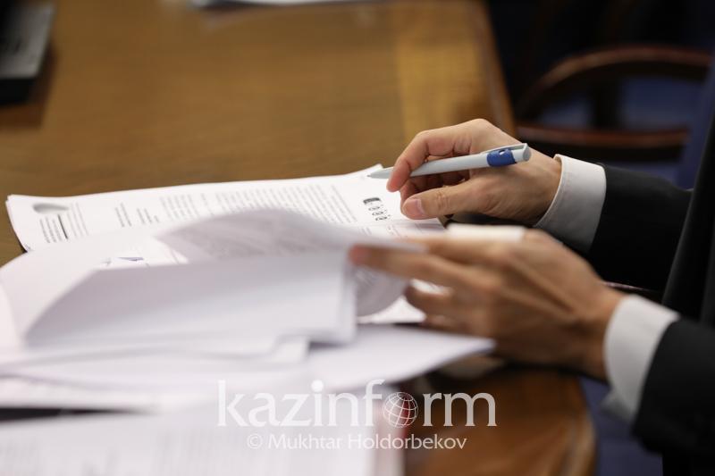 Ulttyq keńes: Áleýmettik-ekonomıkalyq reformalardyń prezıdenttik paketi týraly baıandama tanystyryldy