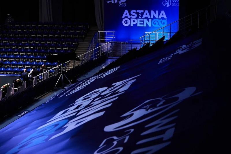 Теннисные турниры АТР 250 и WTA 250 пройдут со зрителями в Нур-Султане