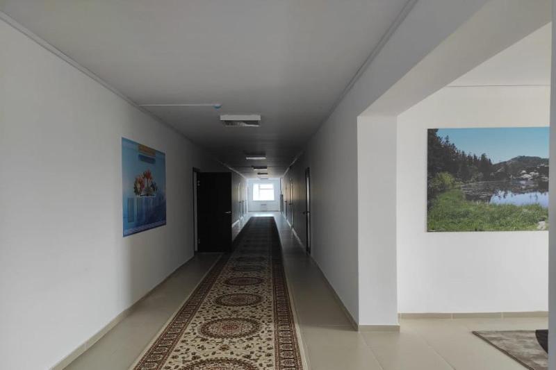 Общежитие для студентов на 100 мест построили в Каркаралинске