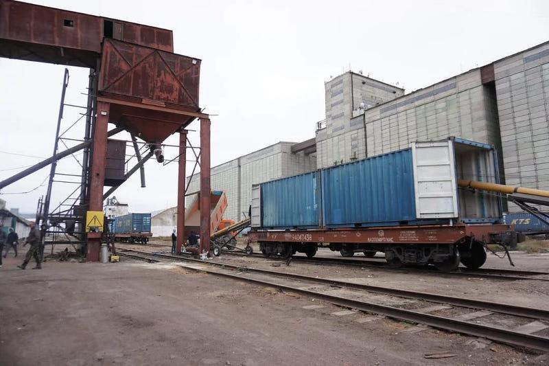 600 контейнеров чечевицы экспортирует Казахстан в Турцию