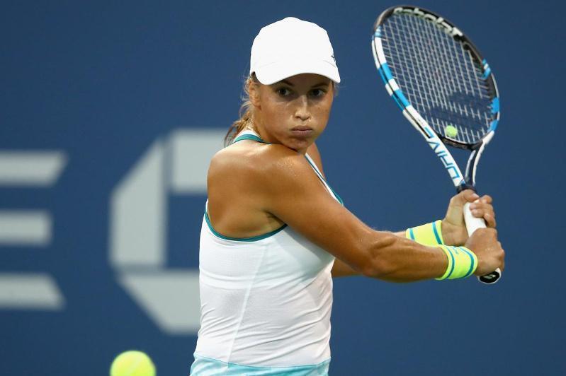 Теннис: Юлия Путинцева Острава турнирін жеңіспен бастады