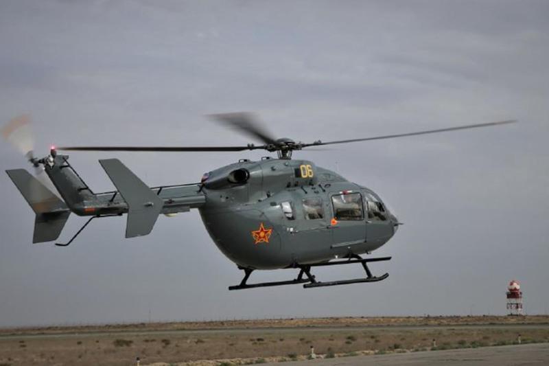 Проверка боеготовности сил воздушной обороны проходит в Казахстане