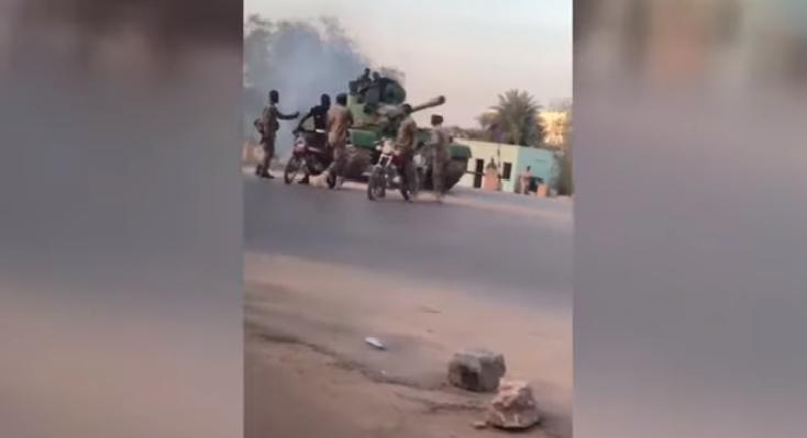Попытка переворота произошла в Судане
