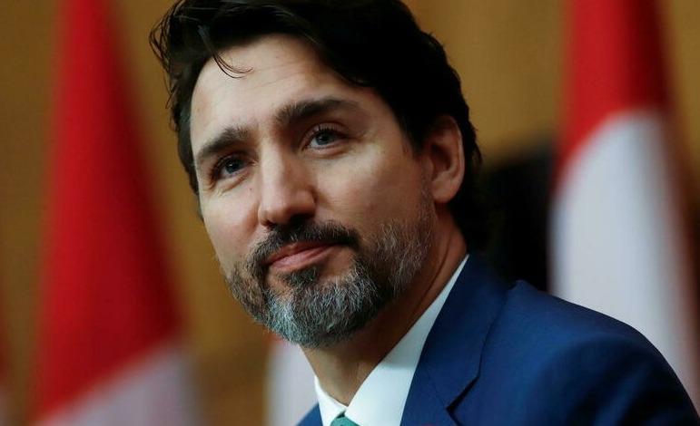 特鲁多宣布在加拿大大选选举中胜出
