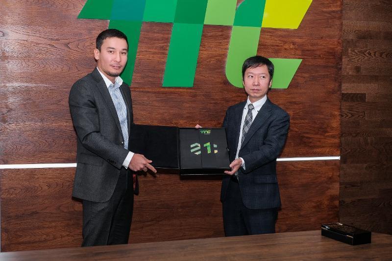 哈萨克斯坦和日本计划在信息技术领域开展合作