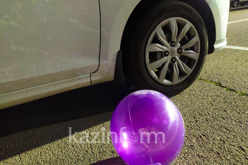 Водителя, сбившего на пешеходном переходе ребенка, разыскивают в СКО