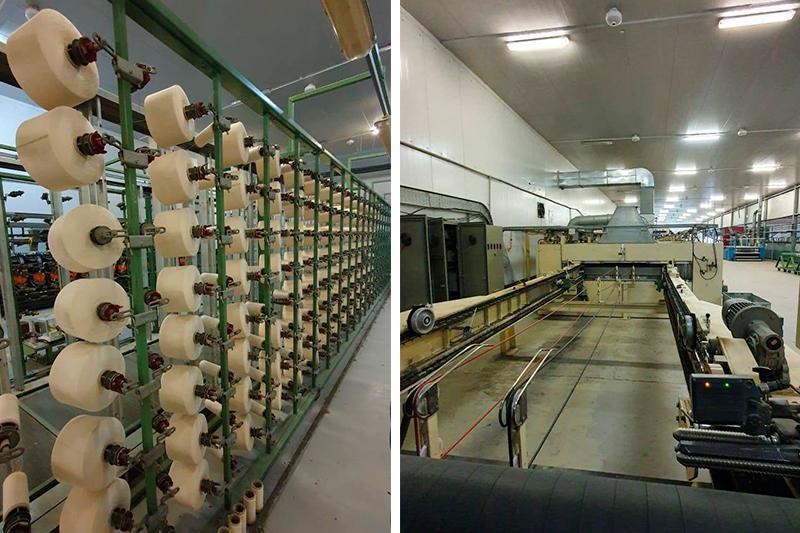 Текстильная фабрикавозобновит работу вАтырау