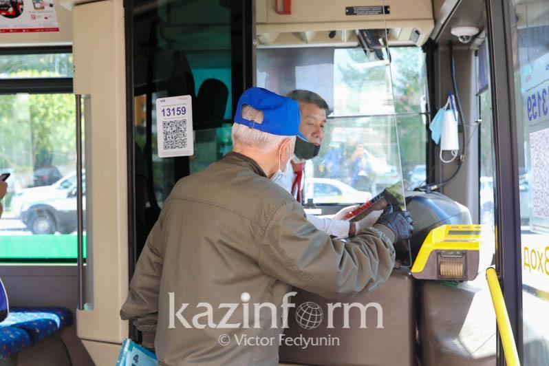 Серік Ерубаев жолаушылар тасымалдау саласындағы кемшіліктерді айтты