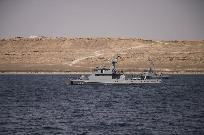 Военные моряки выполнили учебно-боевые задачи на Каспии