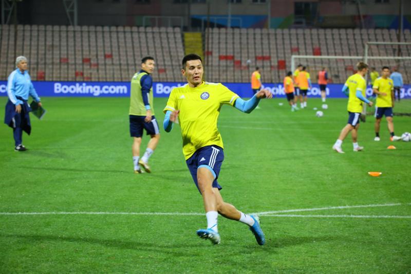 Назван состав сборной Казахстана на матчи против Боснии и Герцеговины и Финляндии