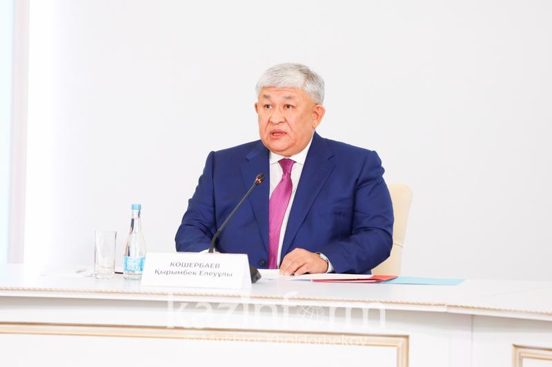 Каждый архивный документ является ценным - Крымбек Кушербаев