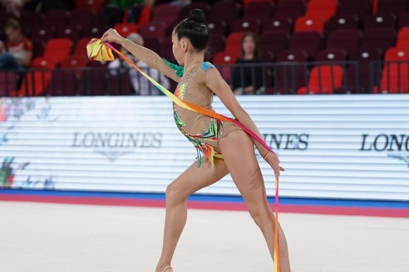 Kazakh rhythmic gymnasts to compete at Aphrodite Cup in Greece