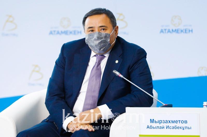 Абылай Мырзахметов: «Бастау бизнес» халқымыздың еріншек емес екенін көрсетті
