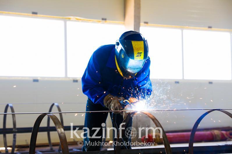 Смертность от несчастных случаев на производстве снизилась в Казахстане