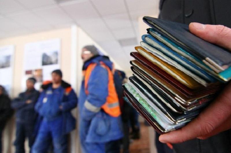 Атырау облысында заңсыз жұмыс істеген 9 шетелдік ұсталды