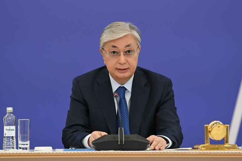 Глава государства особо выделил проблему трудовых конфликтов в Мангистауской области