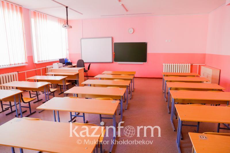 68 классов закрыли на карантин в школах Кокшетау