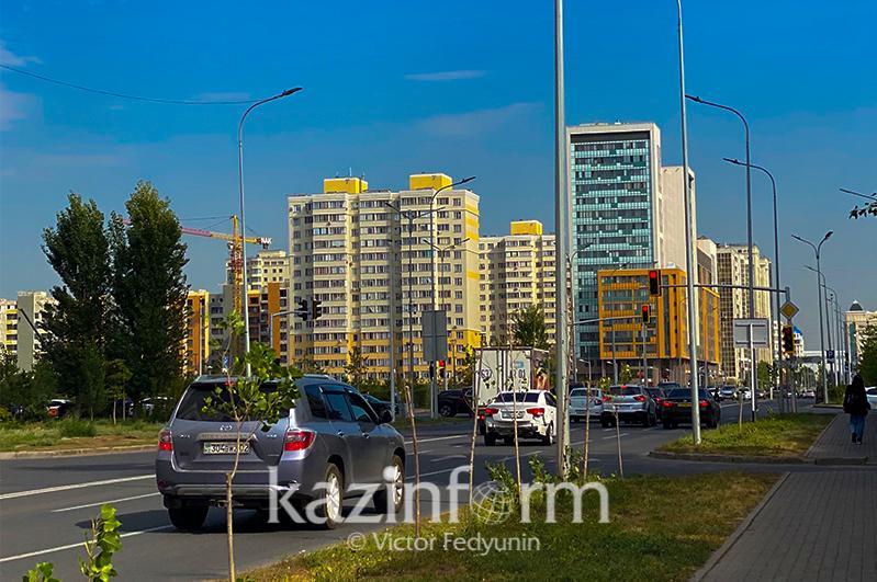 Схемы движения изменятся в ряде улиц Нур-Султана