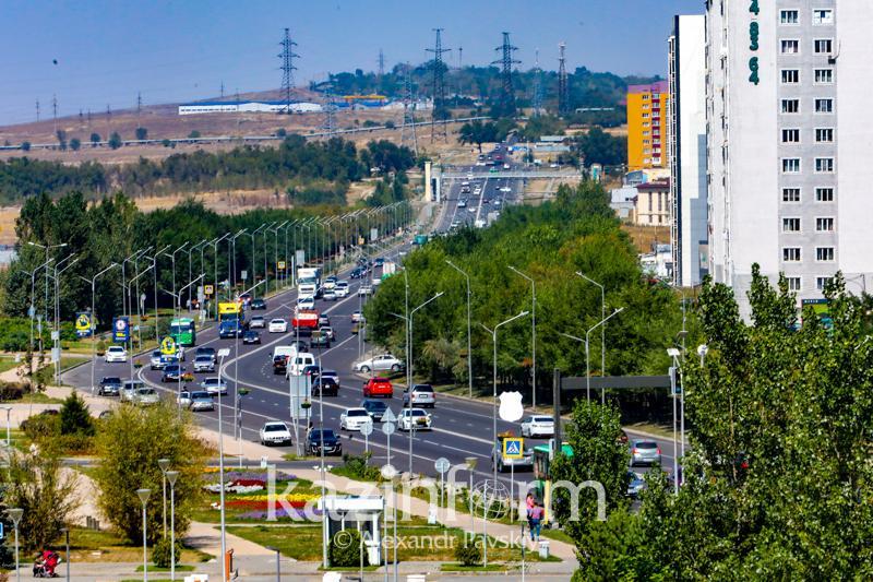Какие районы появились в Алматы за годы независимости РК