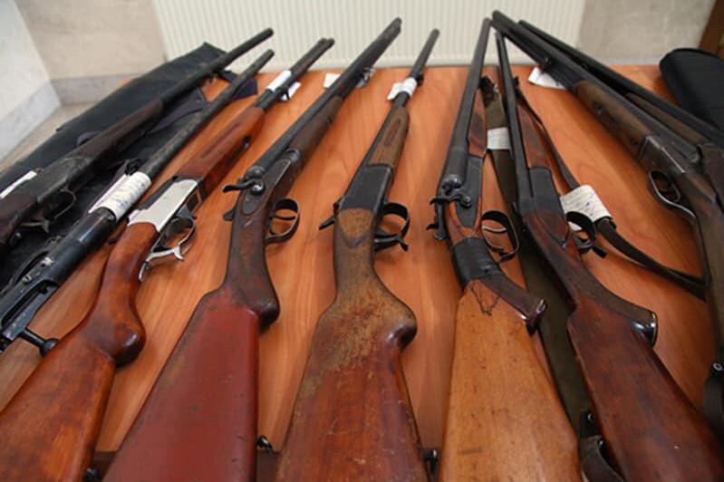 Более 10 тысяч владельцев оружия проверили в Павлодарской области