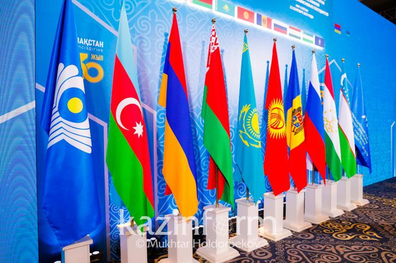 Совместное заседание генпрокуроров СНГ стартовало в Нур-Султане