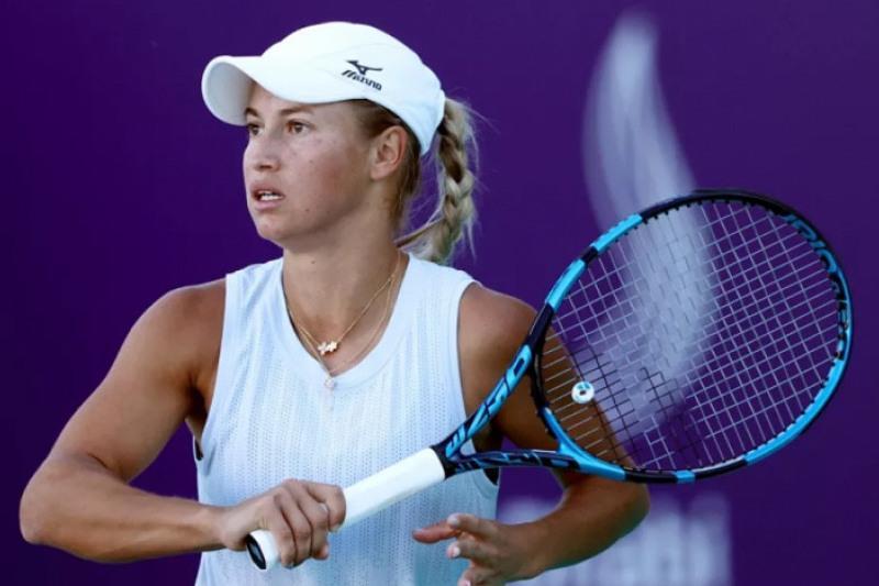 Юлия Путинцева уступила во втором круге турнира WTA 250 в Остраве