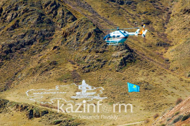 Международное учение «Жер-2021» завершилось в Алматинской области