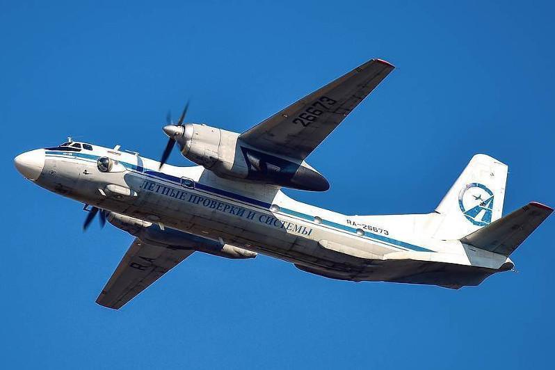 一架An-26运输机在俄罗斯坠毁 残骸已被找到