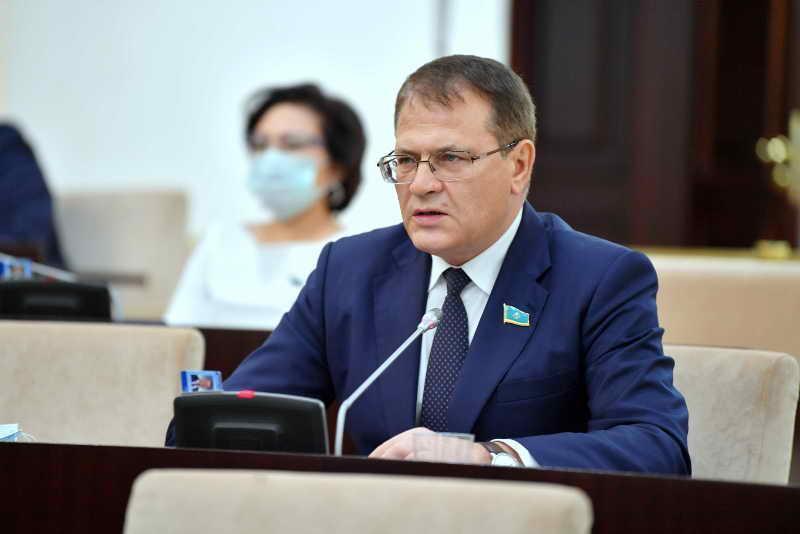 Тексеру комиссияларының жұмысында заң талаптары бұзылып отыр - Андрей Лукин