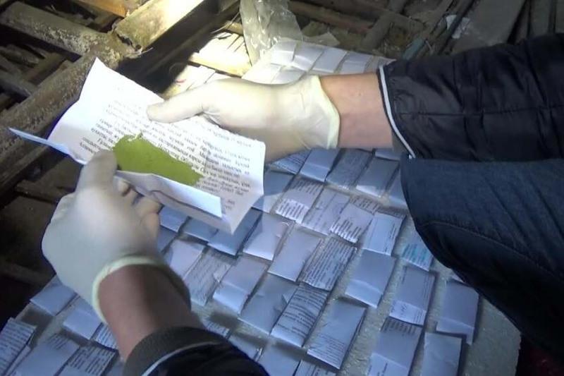 Иностранец распространял наркотики в Павлодаре