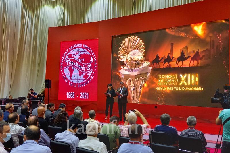 Tashkentte «Jibek jolynyń injý-marjany» halyqaralyq kınofestıvali ótedi