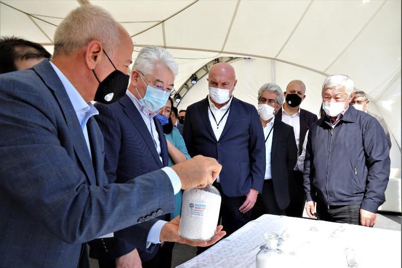 Завод по производству кальцинированной соды появится в Казахстане