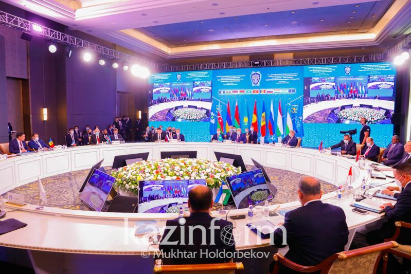 Подписаны решения Координационного совета на заседании генпрокуроров СНГ