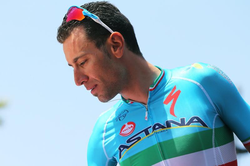 Vincenzo Nibali returns to Team Astana