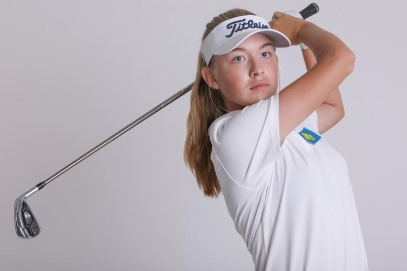 Казахстанская гольфистка завоевала «бронзу» на турнире в США