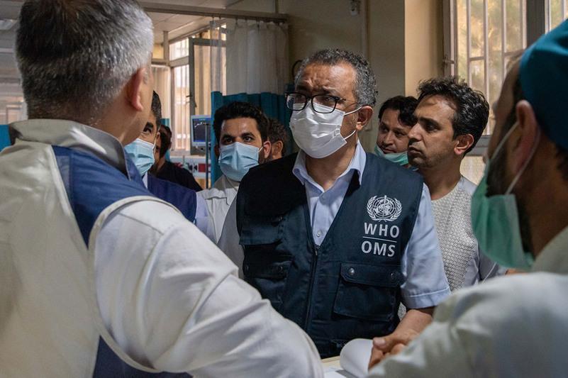 世界卫生组织:阿富汗医疗系统濒临崩溃