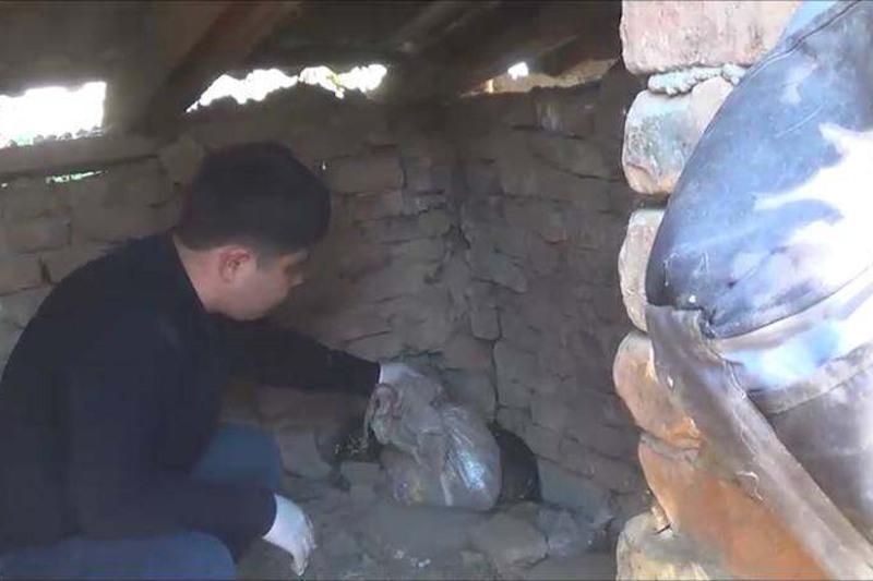 Свыше трех килограммов гашиша хранил в доме житель Алматинской области