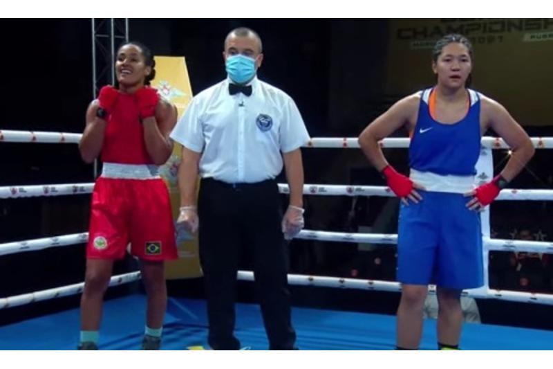 Казахстан выиграл первую медаль на чемпионате мира по боксу среди военнослужащих