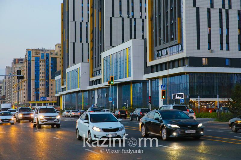 От чего зависит аварийность на дорогах, рассказали в полиции Нур-Султана