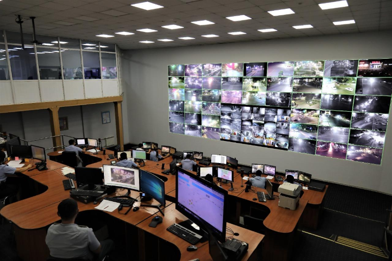 Систему безопасности школ совершенствуют в Таразе
