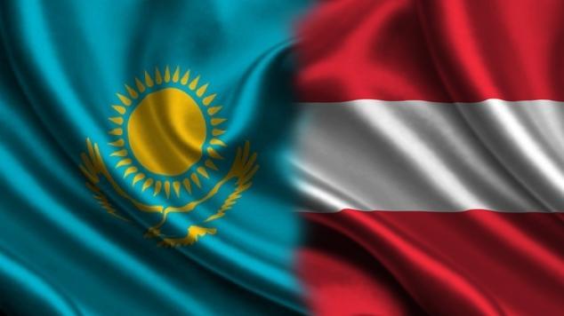 哈萨克斯坦和奥地利将继续推进各领域合作