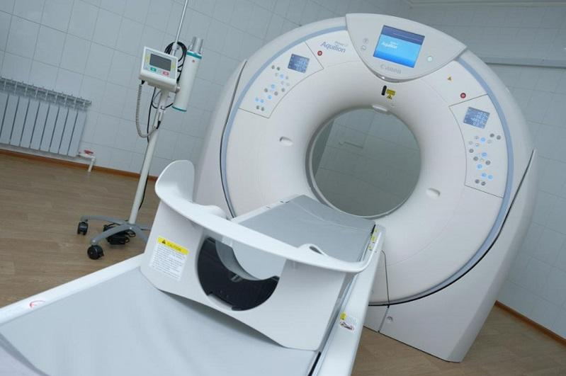 Мультиспиральный компьютерный томограф установили в клинике Карагандинского медуниверситета