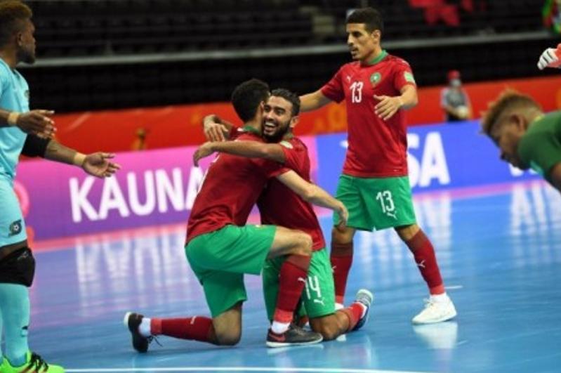 Определилась вторая пара четвертьфиналистов ЧМ-2021 по футзалу с участием сборной Казахстана