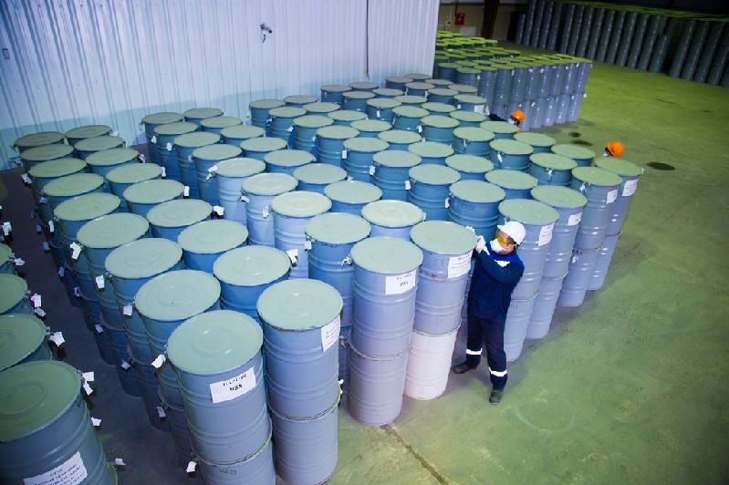 去年全球铀产量达4.77万吨