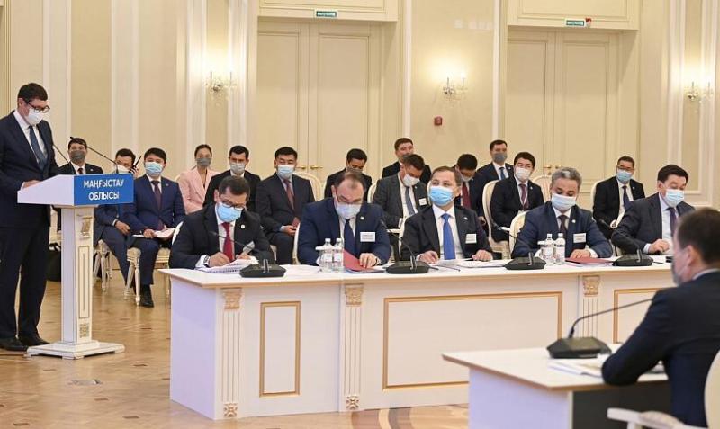 АО «Самрук-Қазына»: Мангистауская область – приоритетный региондля инвестирования